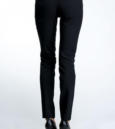 f918c984c93 Елегантен дамски панталон в черен десен - Trendo.bg | Трендо БГ АД